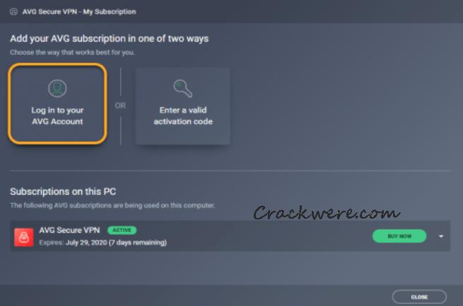 AVG Secure VPN 1.11.773 Crack 2021 + Serial Key [Latest] Free Download
