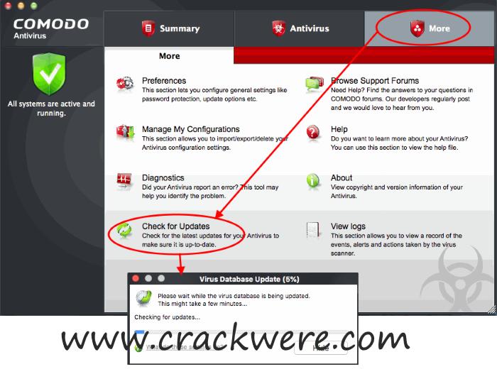 Comodo Antivirus 12.2.2.7098 Crack + For Windows Offline Installer 2021