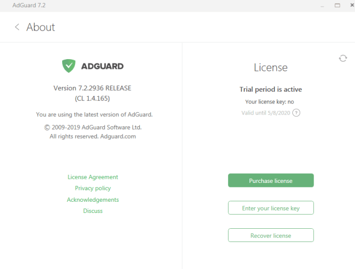 Adguard Premium 7.5.3371.0 Crack License Key Free Download 2021 [Latest]