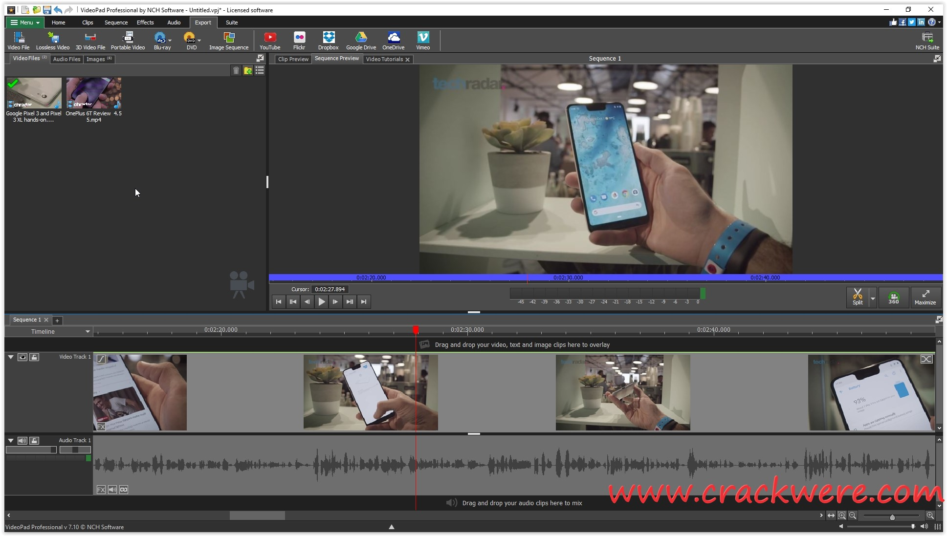 Videopad Video Editor 10.05 Crack + Full Torrent With Patch (2021)