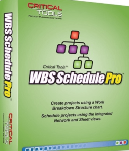 WBS Schedule Pro 5.1.0025 Crack With Torrent Here (2021)