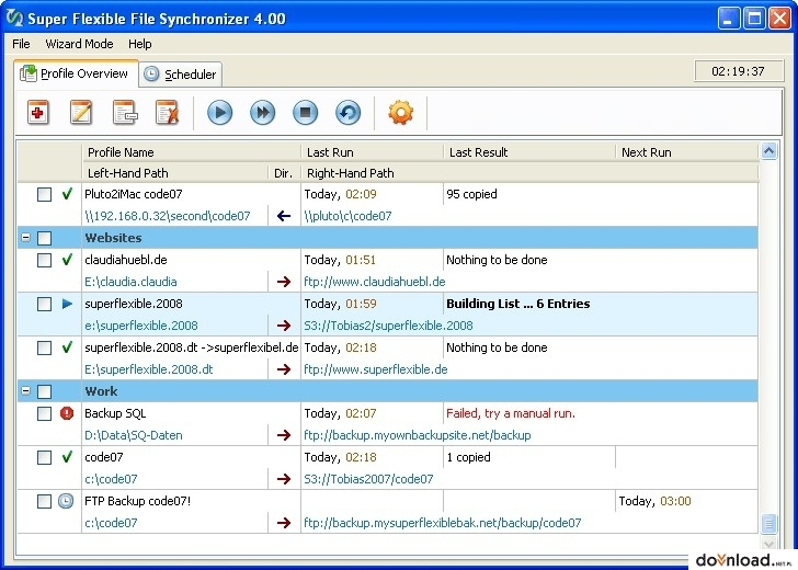 Syncovery 9.31 Crack Full Activation Key With Keygen (Mac)