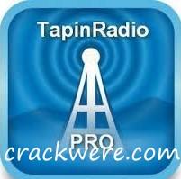 TapinRadio Pro 2.14 Crack + License Key Free Download (2021)