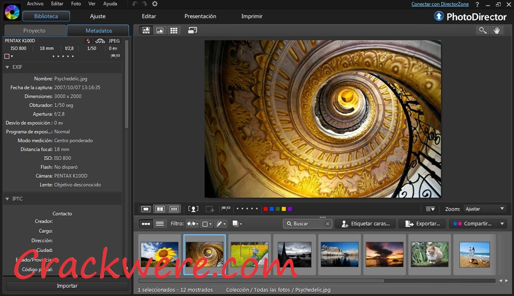 PhotoDirector 12.2.2525 Crack Plus Keygen With Key (2021)