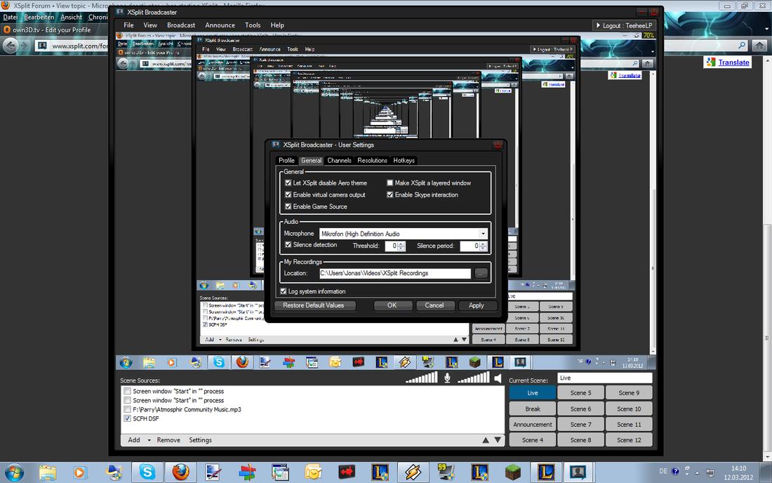 XSplit Broadcaster 4.0.2007.2909 Crack Key Free Download (2021)