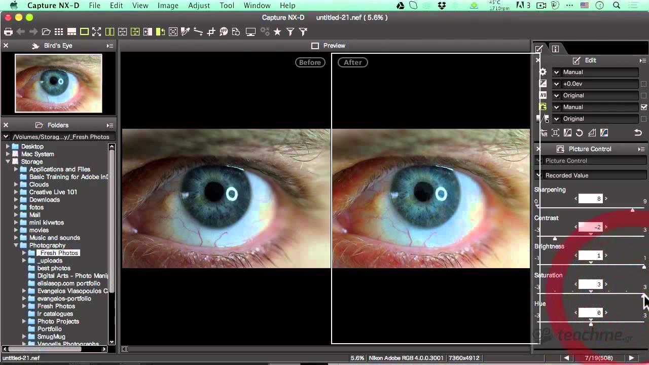 Nikon Capture NX-D 1.6.5 Crack Full Free Download (Win/Mac)