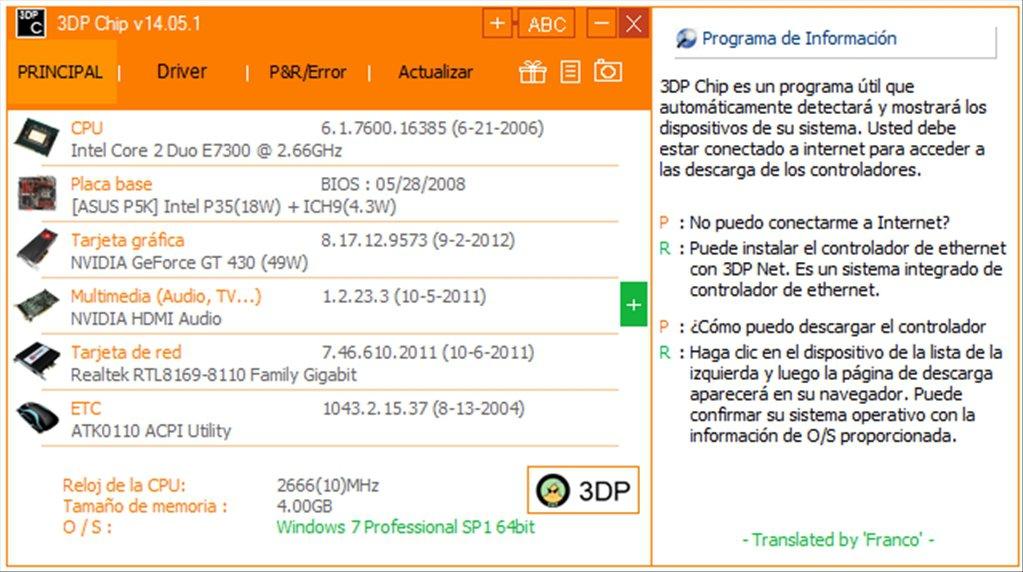 3DP Chip 21.05.0 Crack Full Version Download (Windows)