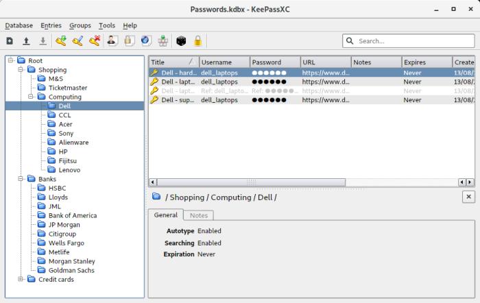 KeePassXC 2.6.5 Crack + Full License Key Free Download (2021)