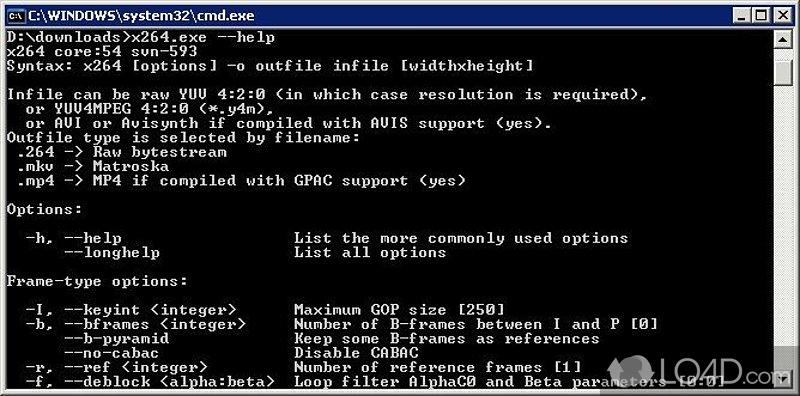 x264 Video Codec r3048 Crack + Full Version Download (Windows 10)