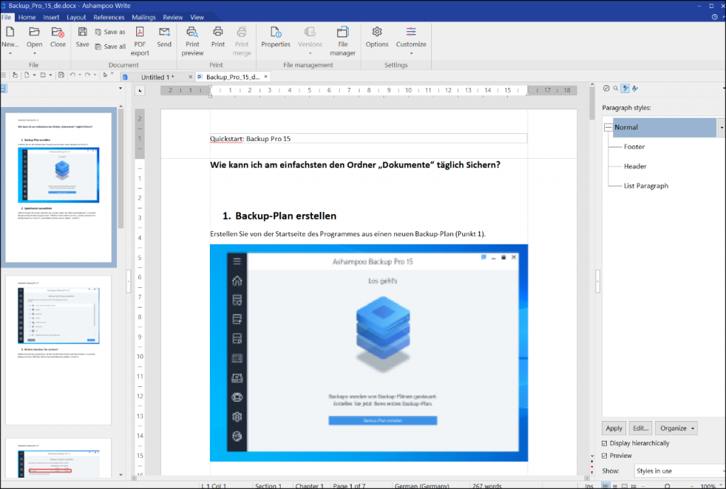 Ashampoo Office 8 2021.6.9.1033 With Crack Full Free Download {Win/Mac}