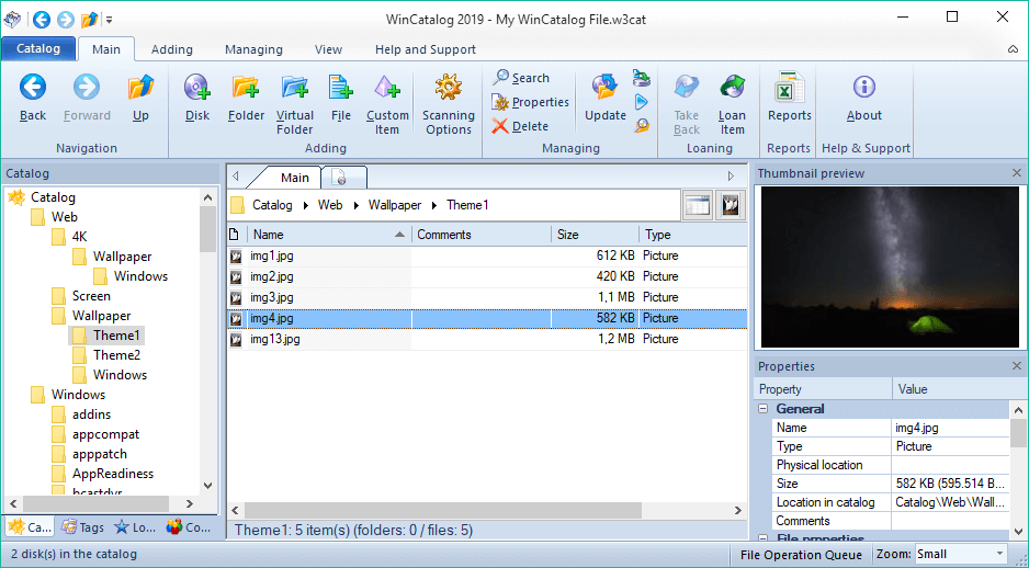 WinCatalog 2022 V4.1.323 With Crack + Full Keygen With Latest Version